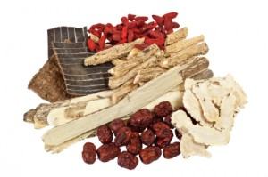 Picture of Chinese Herbs
