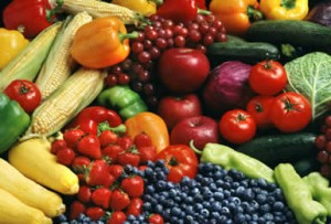 Fruits and Vegetables With A High ORAC Score