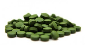 Picture of Chlorella Tablets